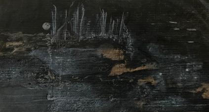Eerie Landscape, 2020
